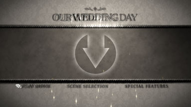 Wedding menu template download regal cinema motion for Encore dvd menu templates free download