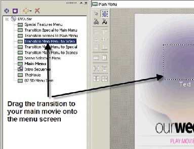 Pro Motion Menu Kit DVD Architect Tutorial